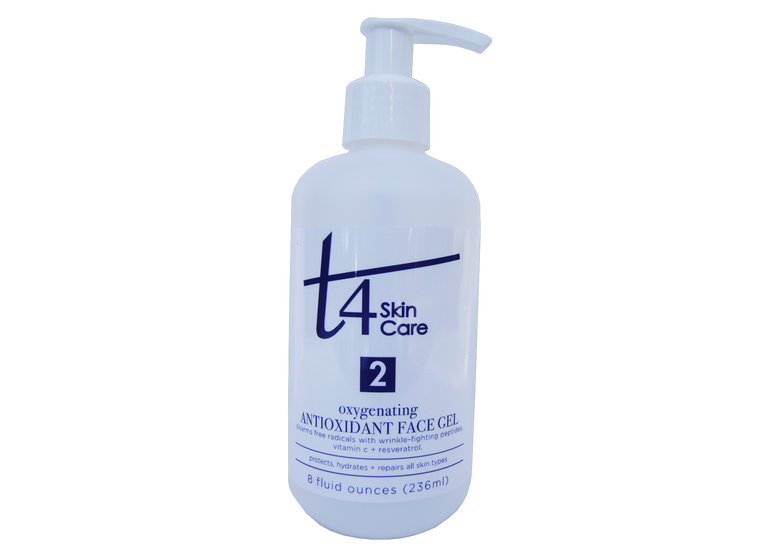 Image of T4 Oxygenating Antioxidant Face Gel