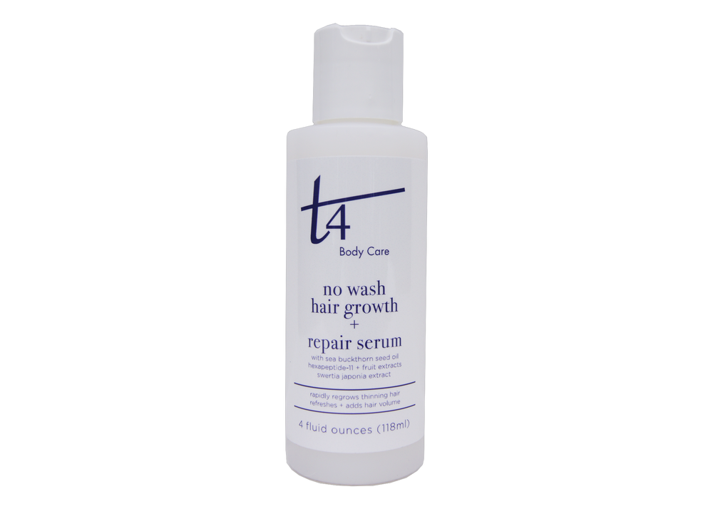 Image of T4 No Wash Hair Growth Serum