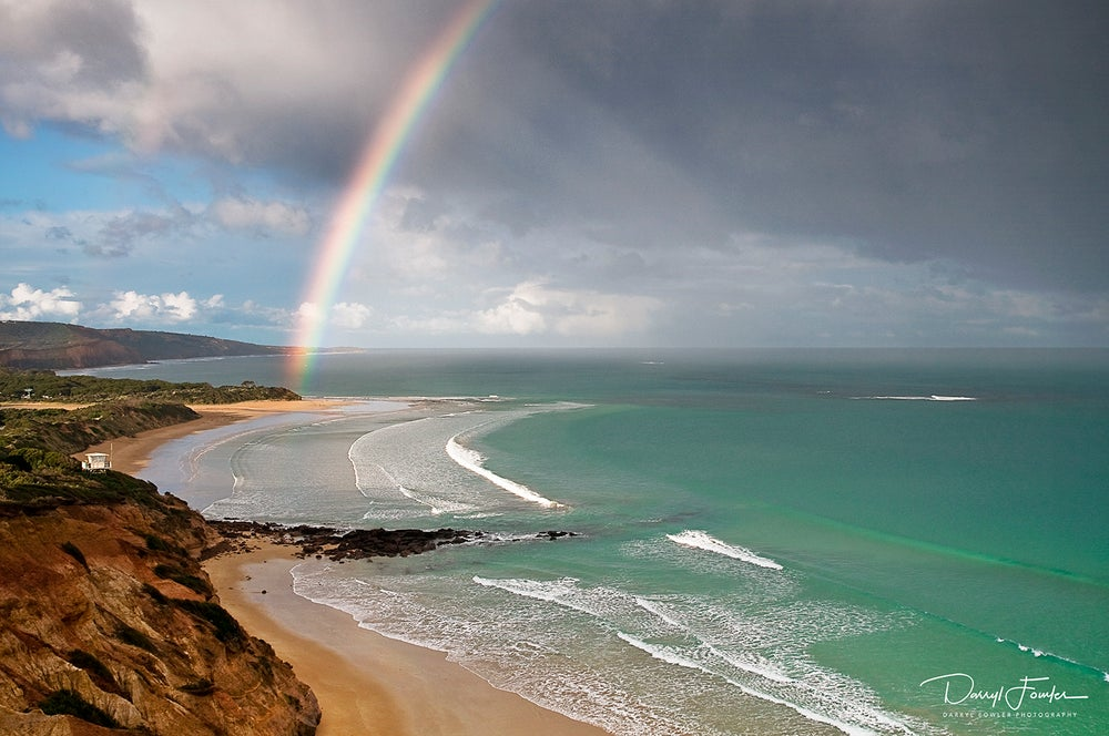 Image of Spring Shower, Anglesea
