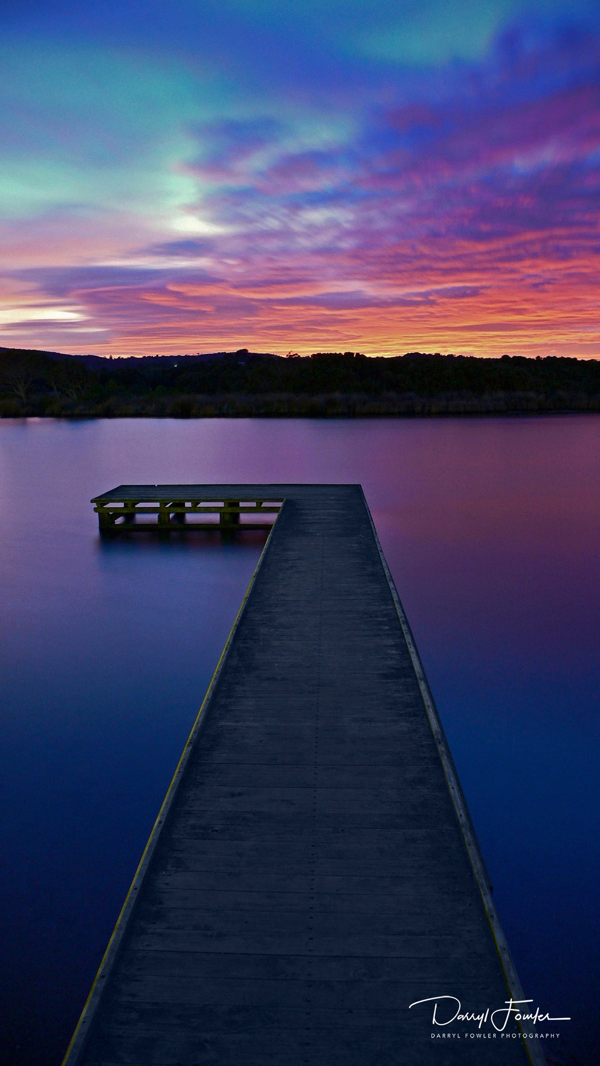 Image of Anglesea Pier Sunrise, Anglesea River