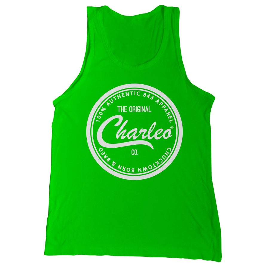 Image of The Original Charleo Tank 2019