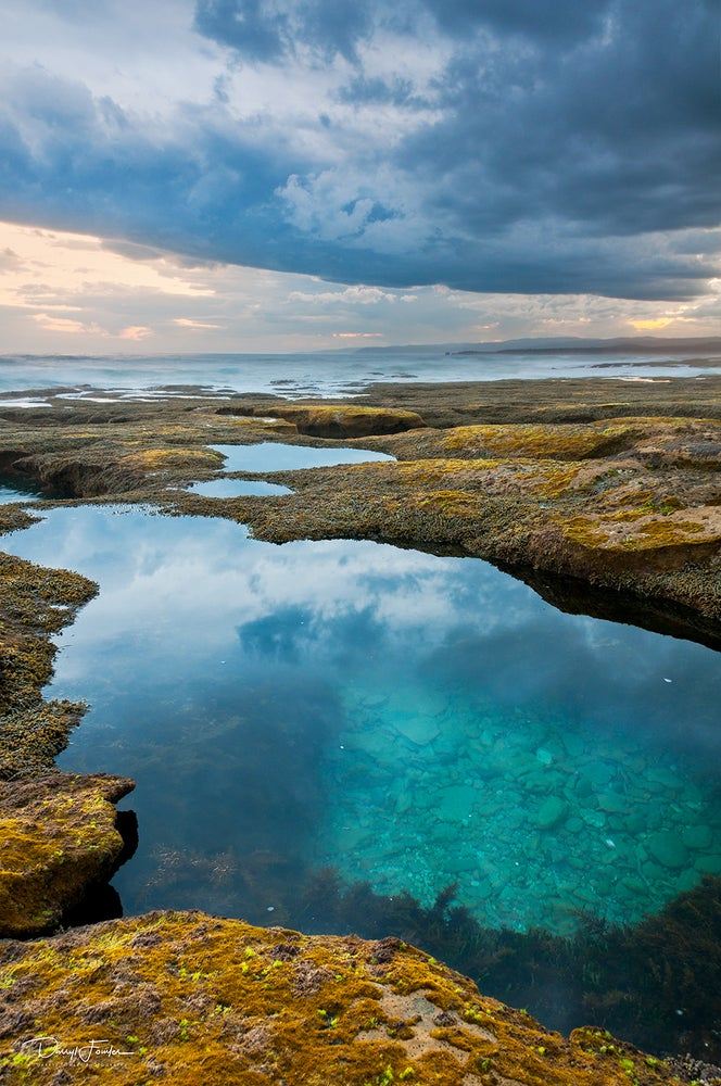 Image of Sunset Pool, Point Roadknight