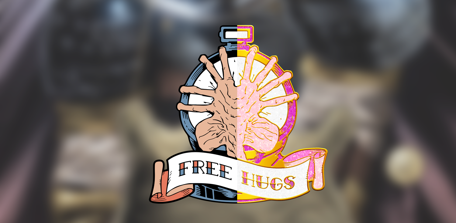 Image of Free Hugs: 40th Anniversary Variant (PRE-ORDER)