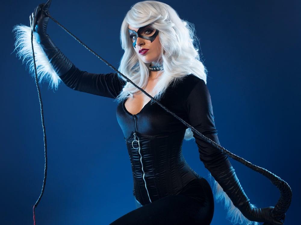 Image of Black Cat #1
