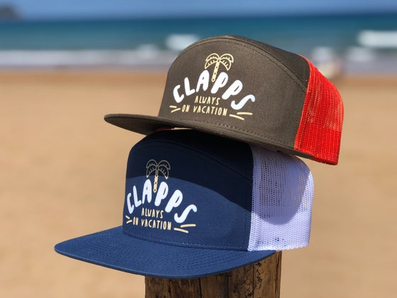 Image of ALWAYS VACAY SNAPBACK