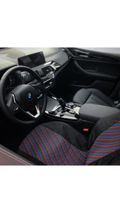 Image of Cloth universal seat covers