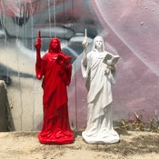 Image of The Rebel Saint [Crimson + Templar]