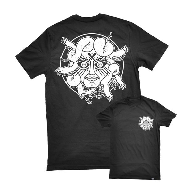 Image of Medusa Tee.