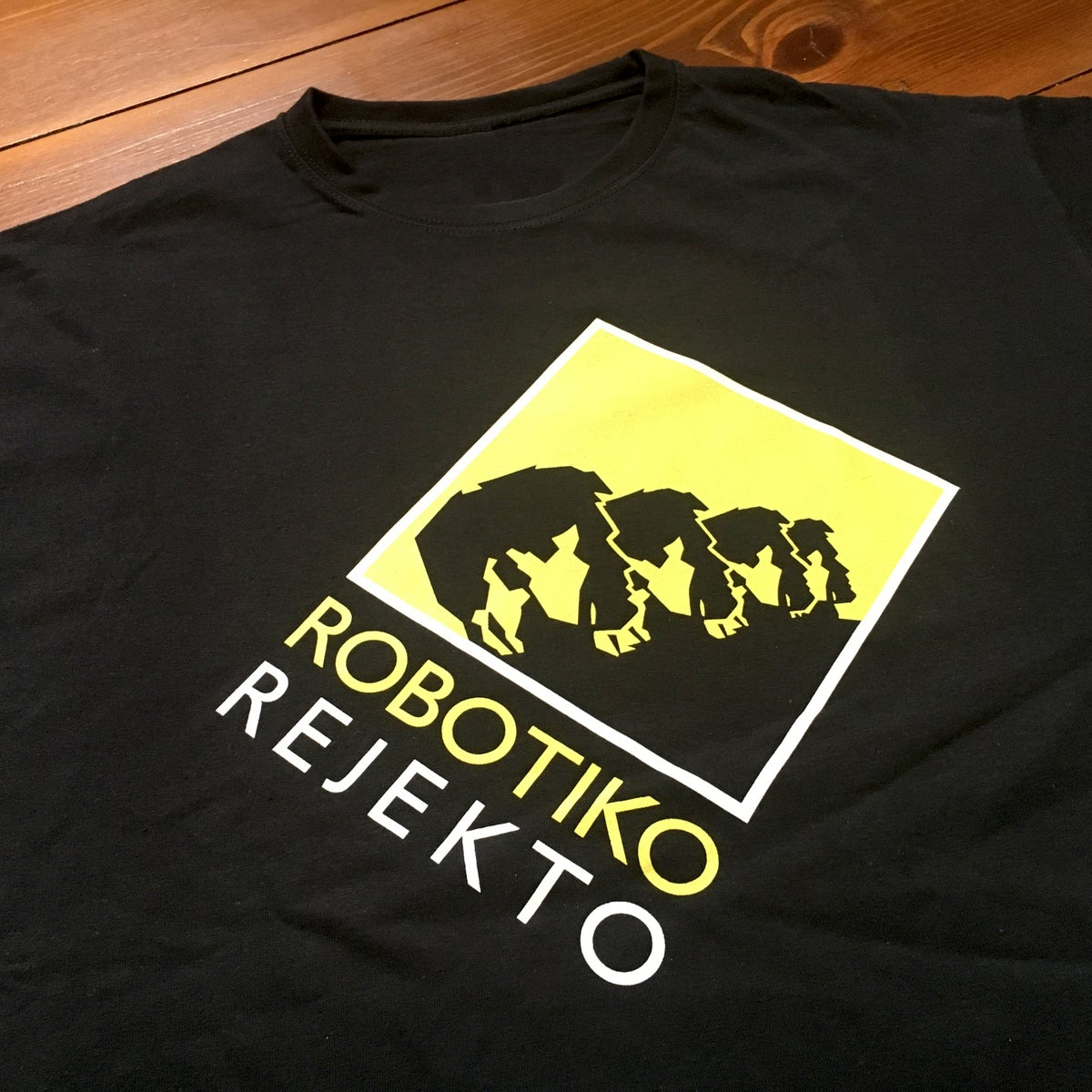 Image of Robotiko Rejekto - Communication T-Shirt