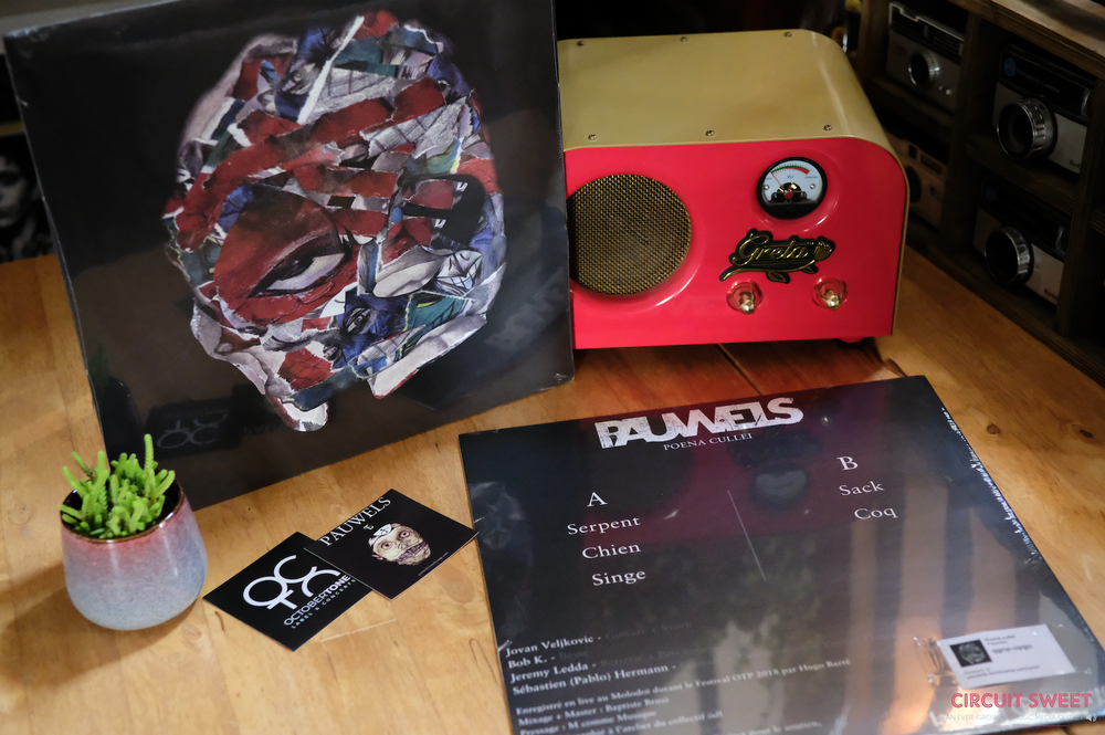 Image of PAUWELS - Poena Cullei  LP