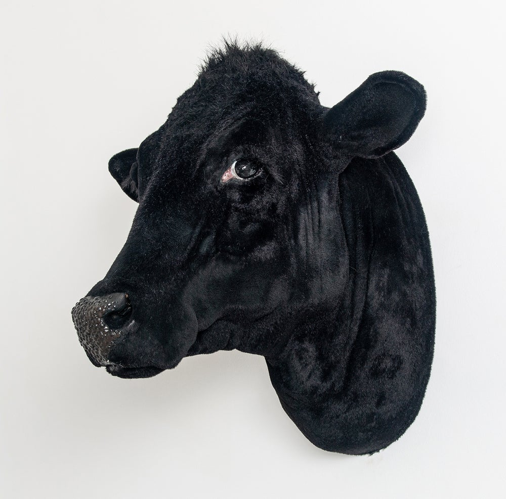 Image of Cow Sculpture