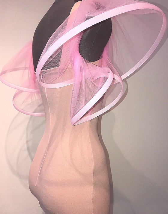 Image of A V A / Dress - Blush Pink
