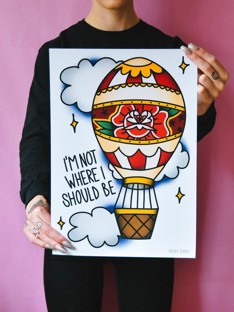 Image of Print Balloon