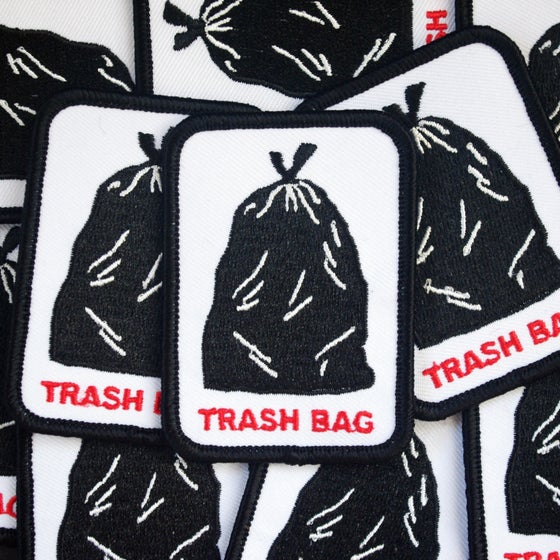 Image of Trash Bag patch