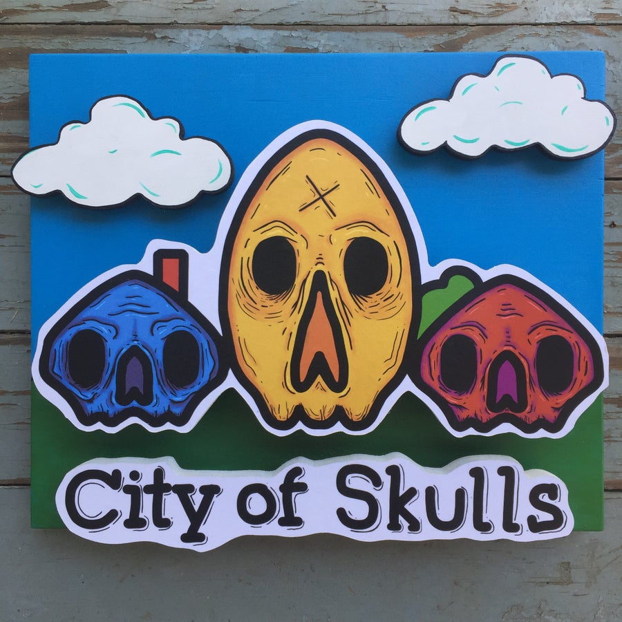 Image of City Of Skulls