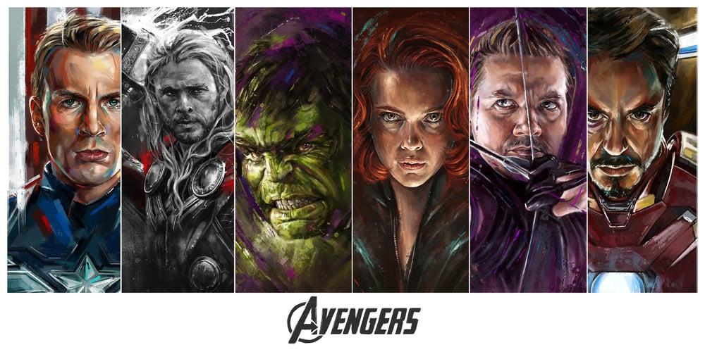 Image of Avengers Assemble