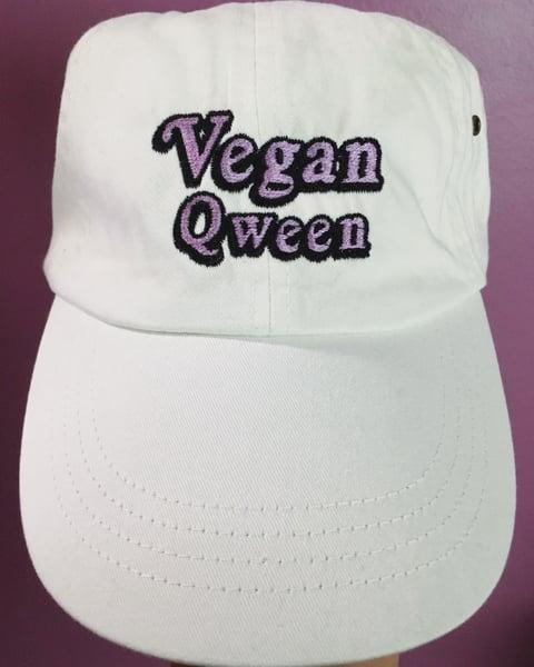 Image of Vegan Qween hat