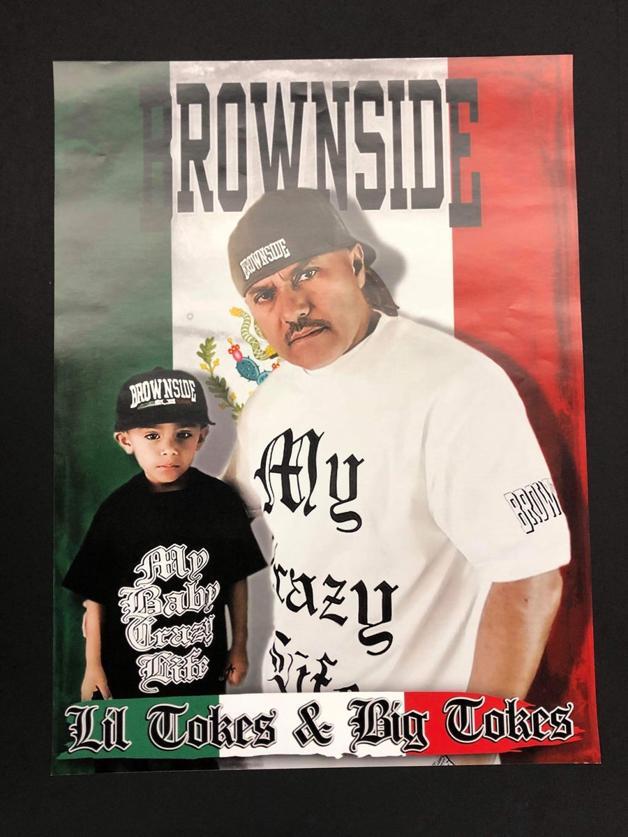 Image of Lil Tokes & Big Tokes- Poster [18x24]