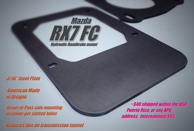 Image of RX7 FC Hydraulic handbrake mount
