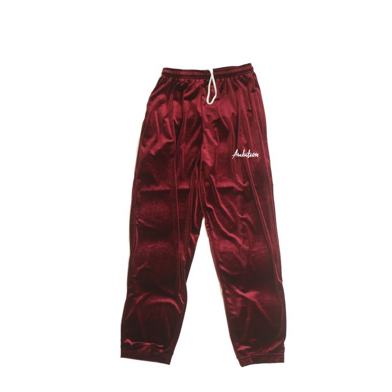 Image of Cardinal Velvet pants