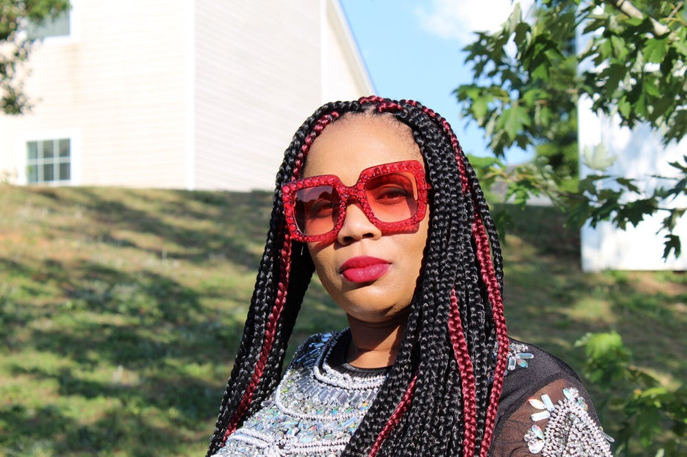 Image of Ruby Red Sunglasses