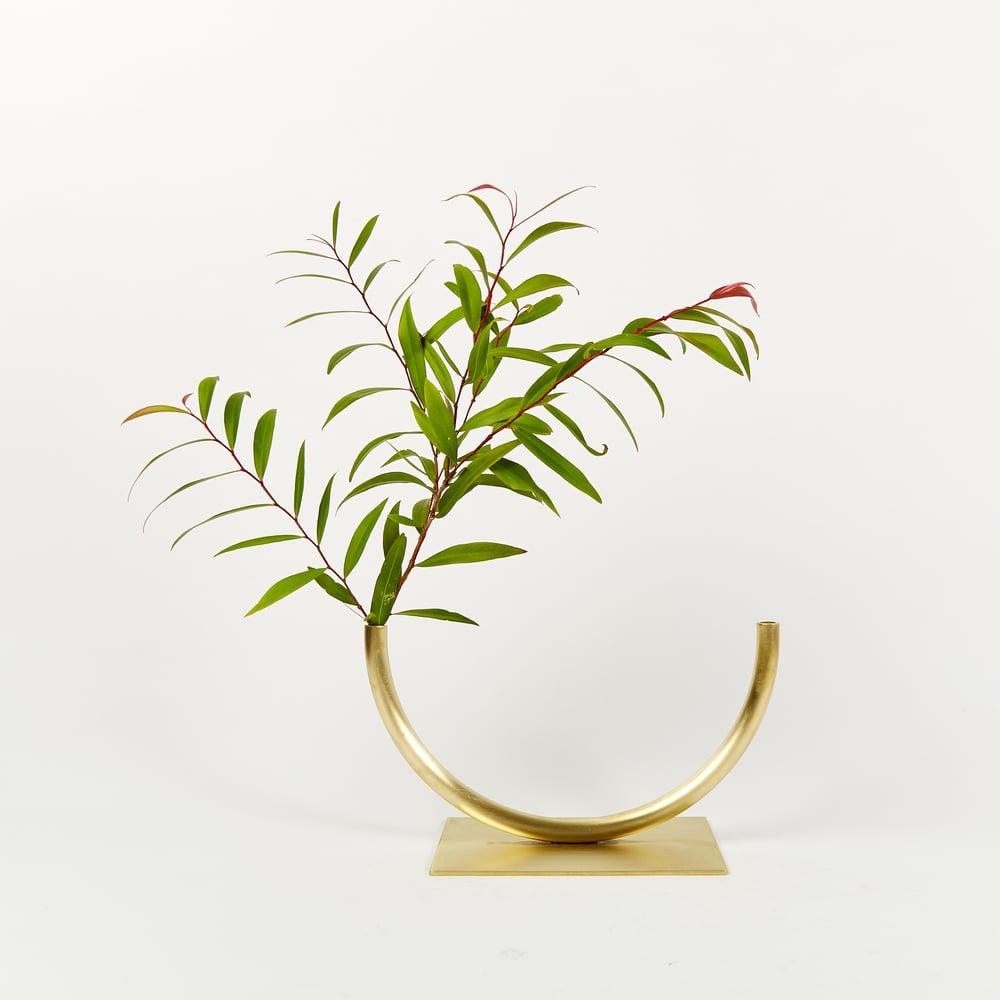 Image of Vase 1019 - Halfway to a Circle Vase