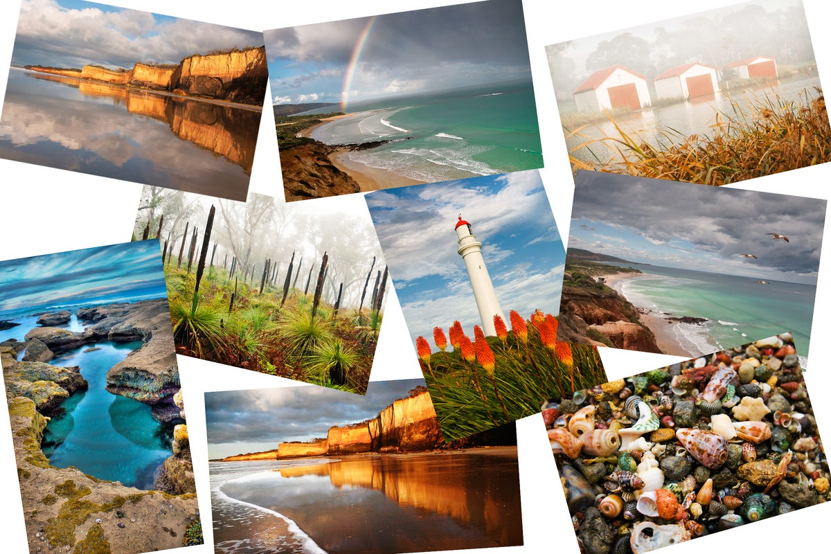 Image of Greeting Cards            Anglesea to Aireys Inlet