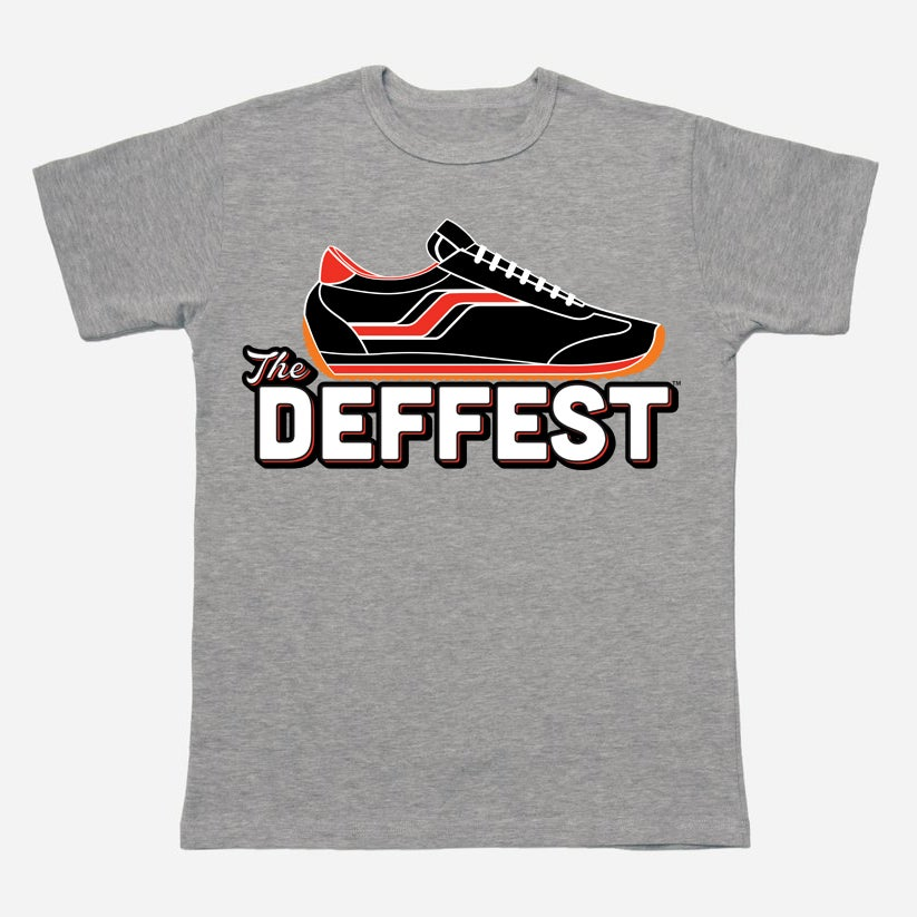 Image of The Deffest vintage sneaker t-shirt