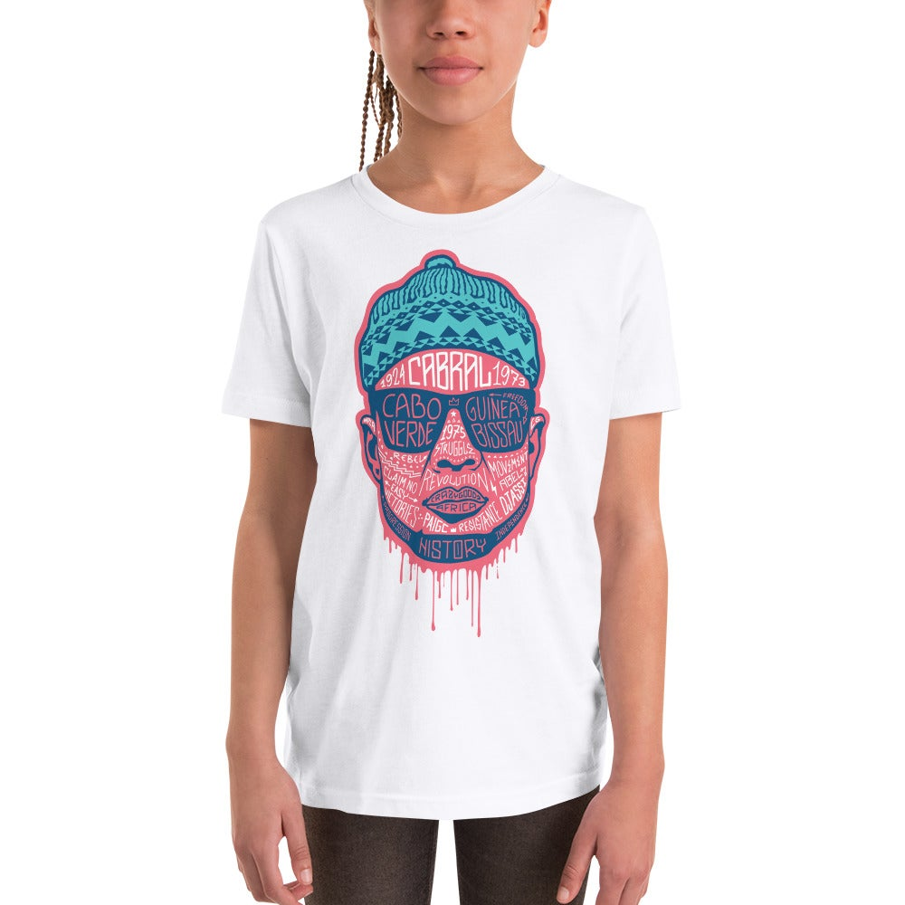 Image of Cabral's Way 2 Premium Kids White Tee