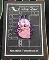 Tieflings are Gay Culture! Enamel pin