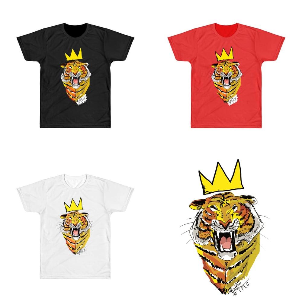 Image of T-shirt TIGER