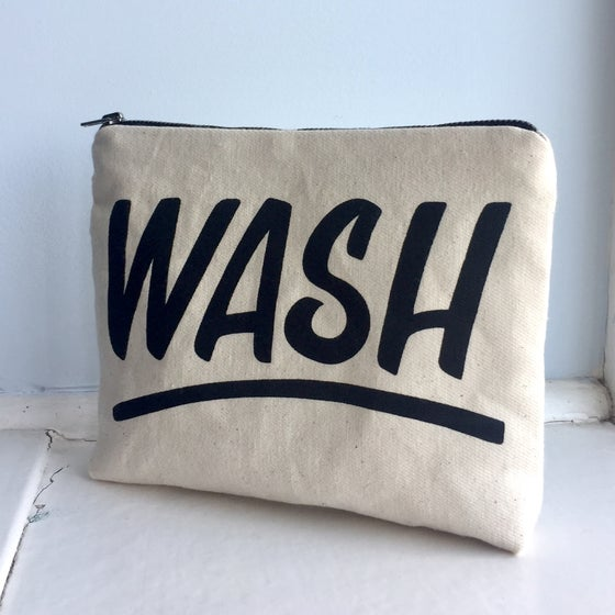 Image of 'Wash' Bag