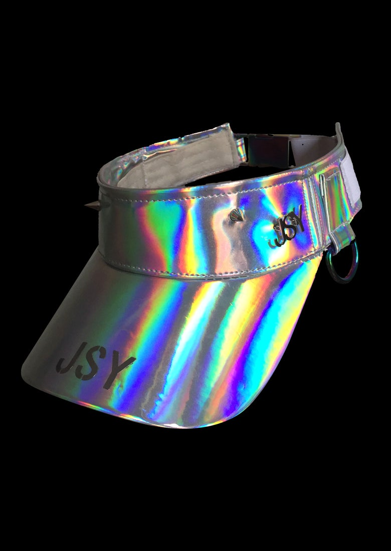 Image of RAINBOW VISOR