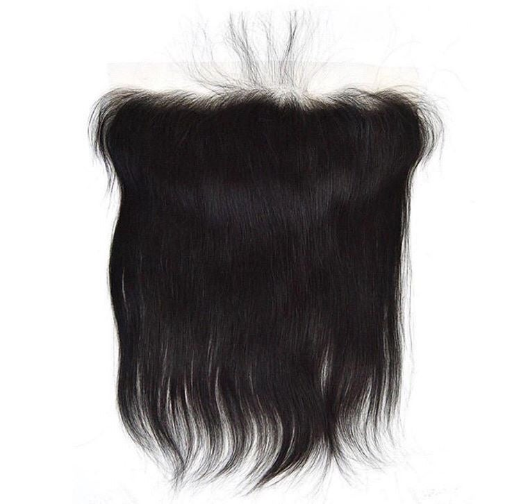 Image of Transparent Lace Frontal Straight