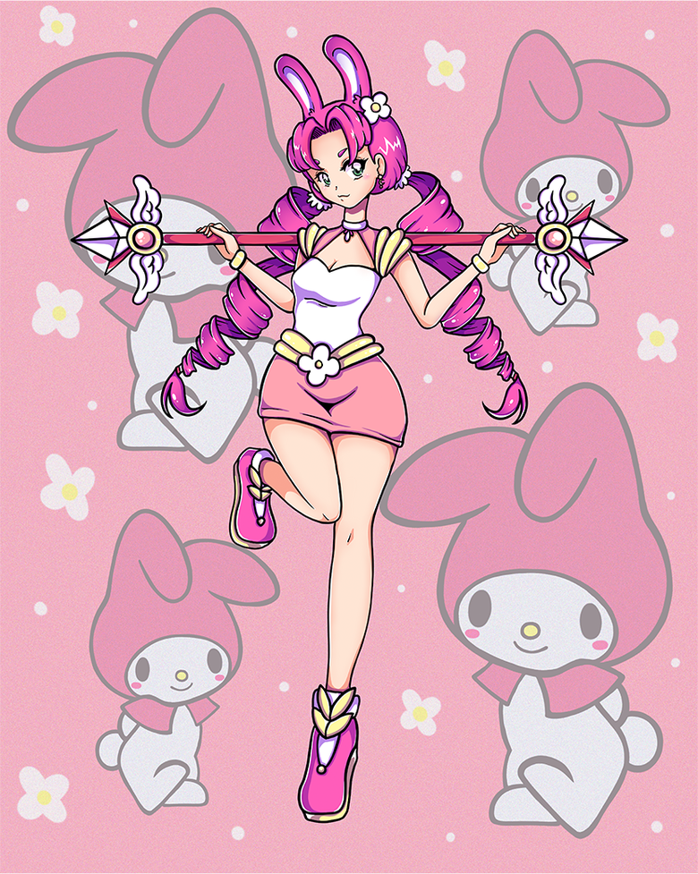 Image of Sanrio Scout: My Melody Print