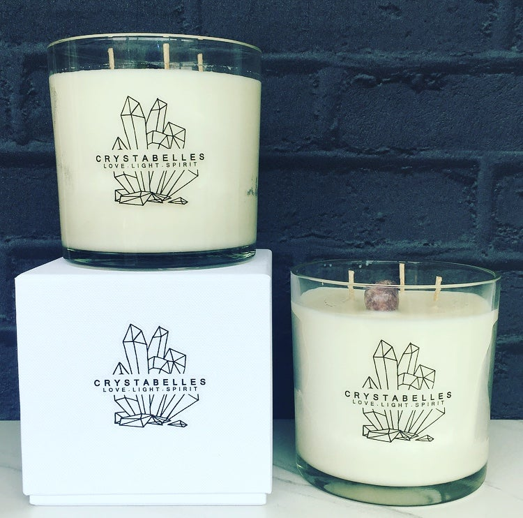 Image of Tall 3 wick candles