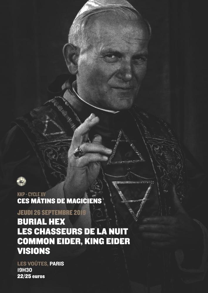 Image of KKP XV // 26.09.2019 @ Les Voûtes, Paris