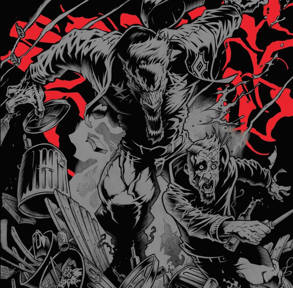 Image of Enemy Mind - Killer Beef CDEP Slipcase (US IMPORT)