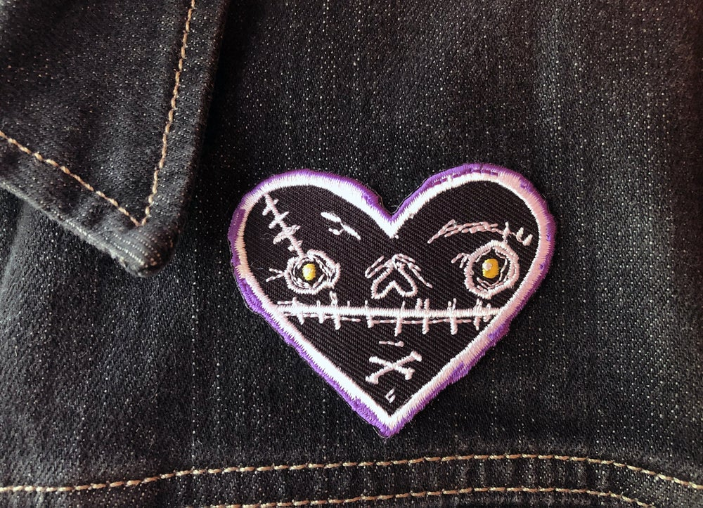 Image of Black-Hearted Patch