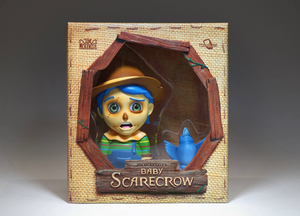 Image of Baby Scarecrow - Limited Edition Vinyl Figure SIGNED