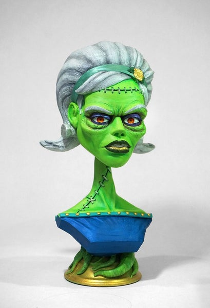 Image of The Monster's Mother - Sceen Used Bust Edition of 9 (LAST ONE!)