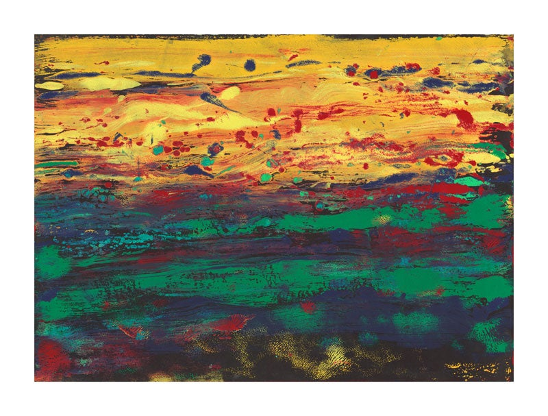 "Image of ""River of Fire"" Limited Edition Print"