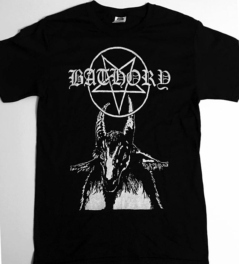 Image of Bathory - Pentagram  -  T shirt