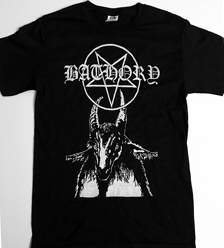 Image of Bathory - Pentagram  -  T shirt