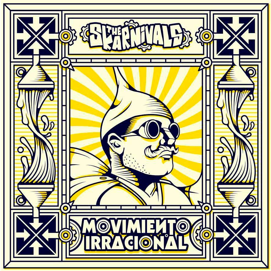 Image of Disco 'Movimiento Irracional'