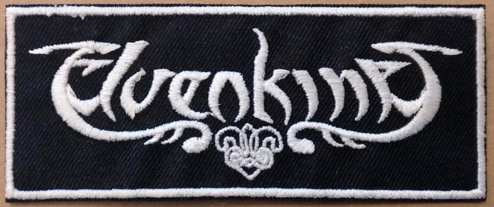 Image of ELVENKING Logo Patch