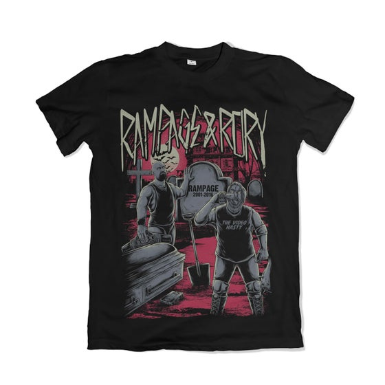 Image of Rampage and Rory T-Shirt