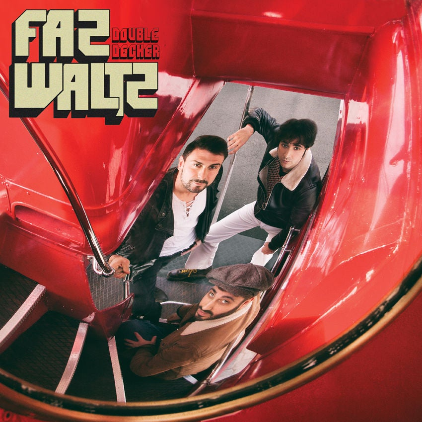Image of Faz Waltz - Double Decker LP