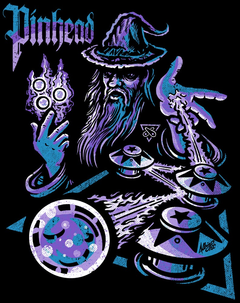 Image of LE. 03 / Pinball Wizard