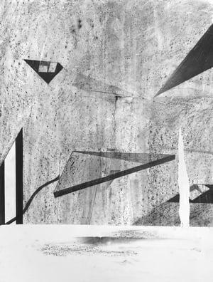 "Image of Louisa Marajo ""CONSTRUCTION DE FORMES II"" 2018"